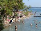 Pakoštane - plaža